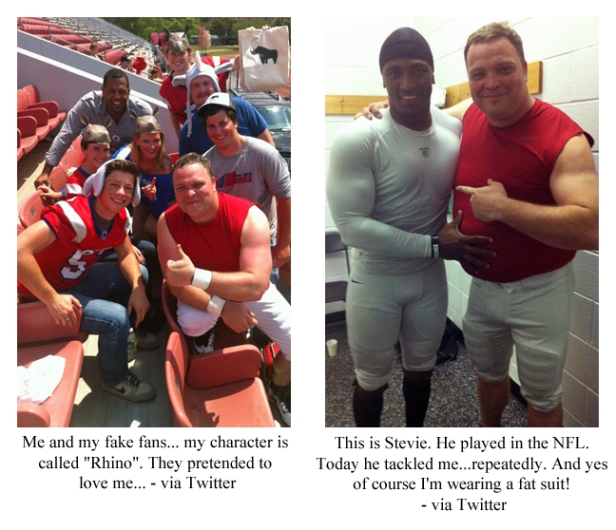 Drew Powell on Necessary Roughness